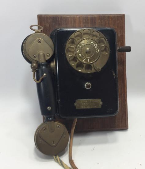 ANTİKA NADİR GEMİ TELEFONU