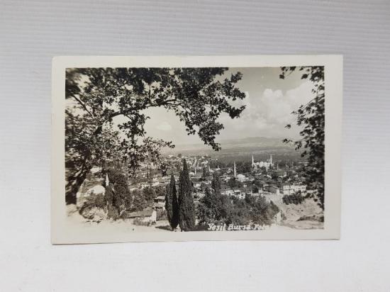 1930-1940'LARDAN BURSA MANZARASI