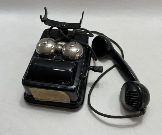 ANTİKA ÇEVİRMELİ TELEFON
